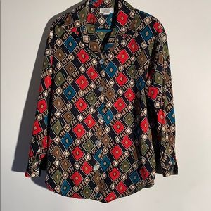 Impression Graffiti multi color shirt 16w